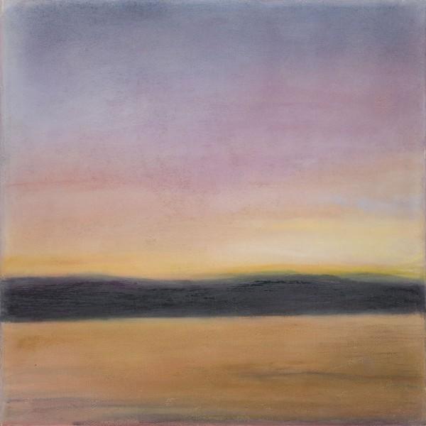 June 4th Golden Sunset Pontoosuc corrected
